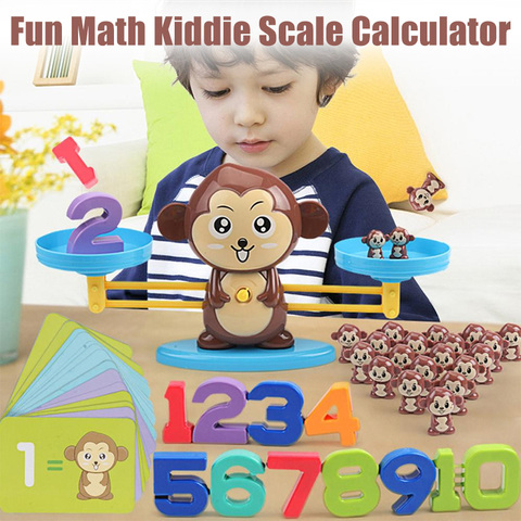 2019 nova diversao matematica kiddie escala calculadora