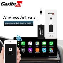 Carlinkit CarPlay Wireless Activator for Audi Porsche Wolkswagen Volvo Original car with Carplay