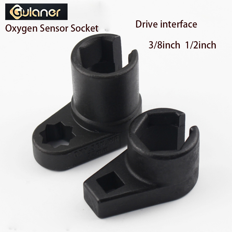 1PCS Oxygen Sensor Wrench 22mm 3/8