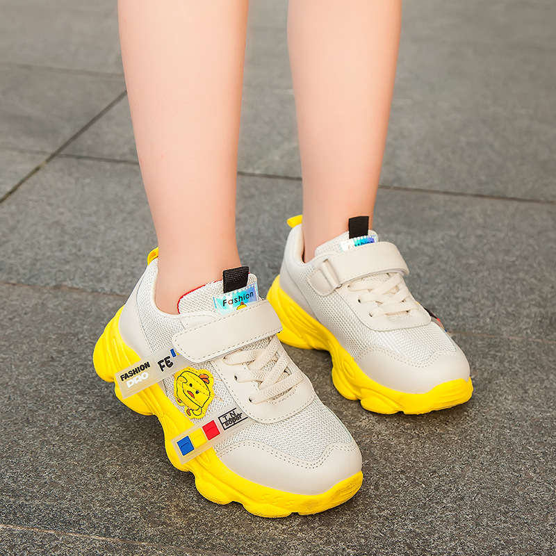 Spring Autumn Fashion Brand Children Shoes Boys Girls Sports Shoes Casual Breathable Outdoor Kids Sneakers Girls Running Shoes in Sneakers from Mother Kids