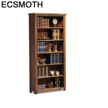 Casa Oficina Libreria Mobilya Estanteria Madera Mueble Boekenkast Shabby Chic Wodden Decoration Retro Furniture Book Shelf Case