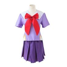Nuove donne Halloween Anime Future Diary 2nd Mirai Nikki Yuno Gasai Costume Cosplay