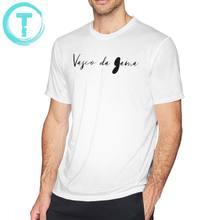 Camiseta de Vasco Da Gama para hombre, camisa divertida de algodón con estampado de manga corta, 4xl, 100
