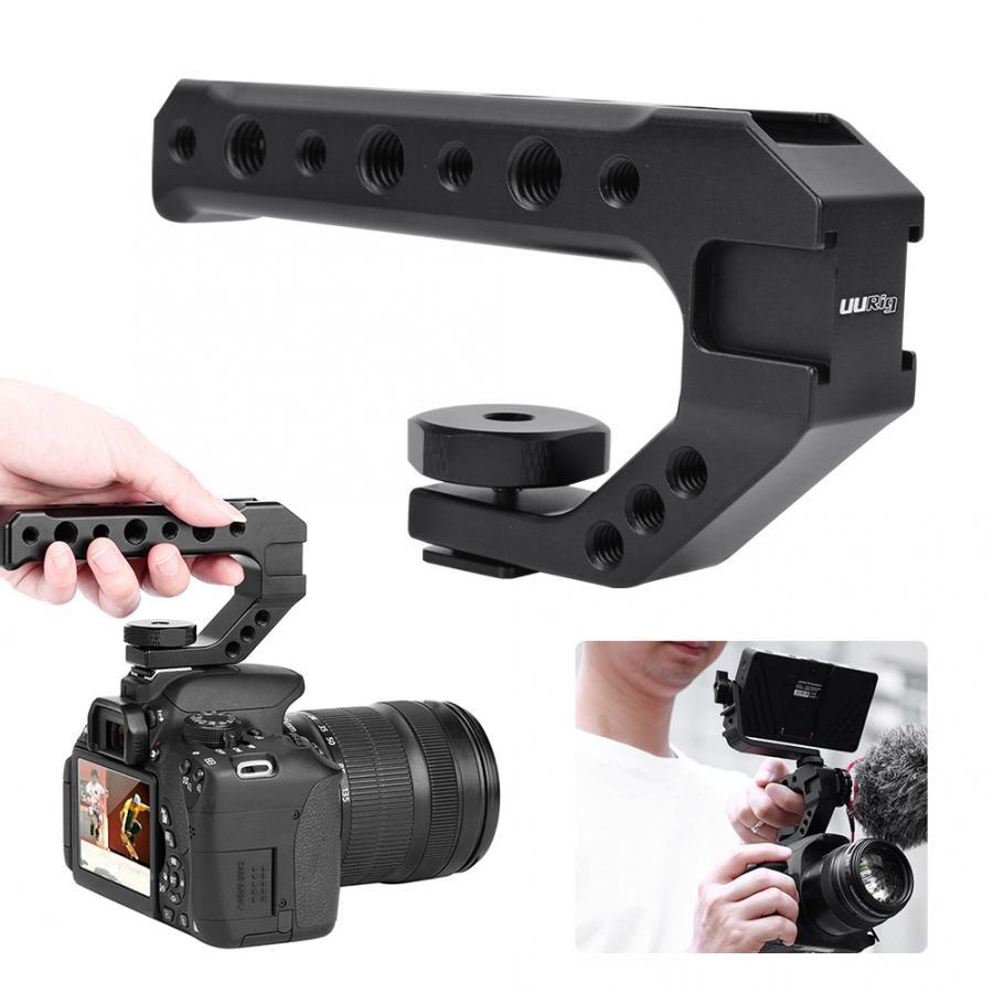 Tangxi Mini Portable On-Camera Flashlight Hot Shoe Mount Flashlight for DSLR Cameras for Canon for Nikon for Sony