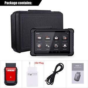 Image 5 - Ancel x6 Bluetooth OBD2 Scanner ABS Airbag Öl EPB DPF Reset Professionelle OBD2 Automotive Scanner Freies Update Auto Diagnose Werkzeug