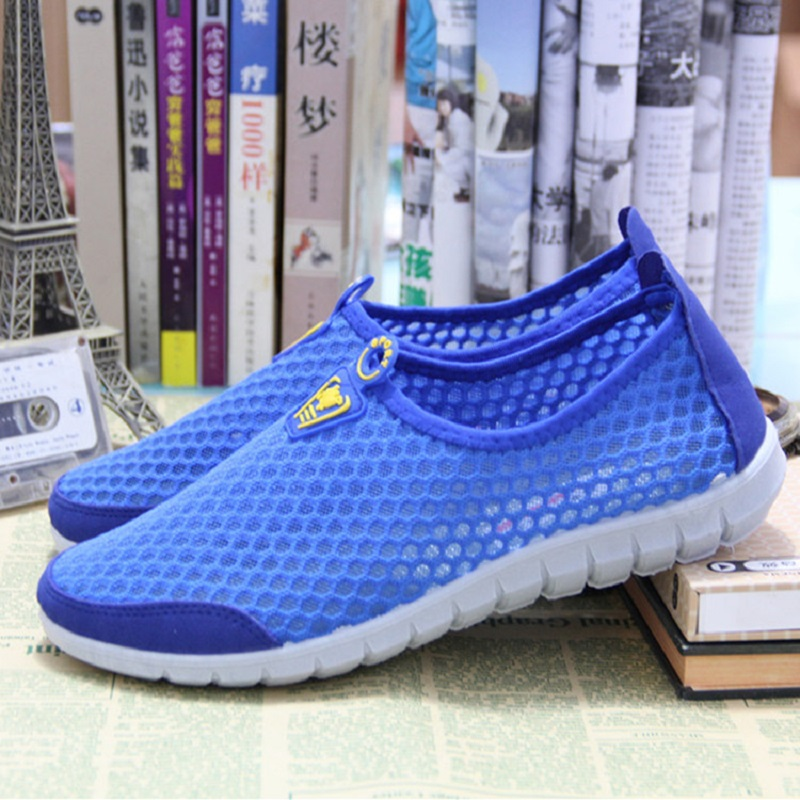 Cresfimix Baskets Hommes Male Fashion Breathable Shoes Men Casual Plus Size Blue Shoes Man's High Quality Black Shoes B3582