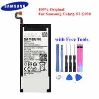 100% Original Batterie EB-BG930ABE für Samsung Galaxy S7 SM-G930F G930FD G930W8 G930A G930V G930T G930FD G9300 3000mAh Akku