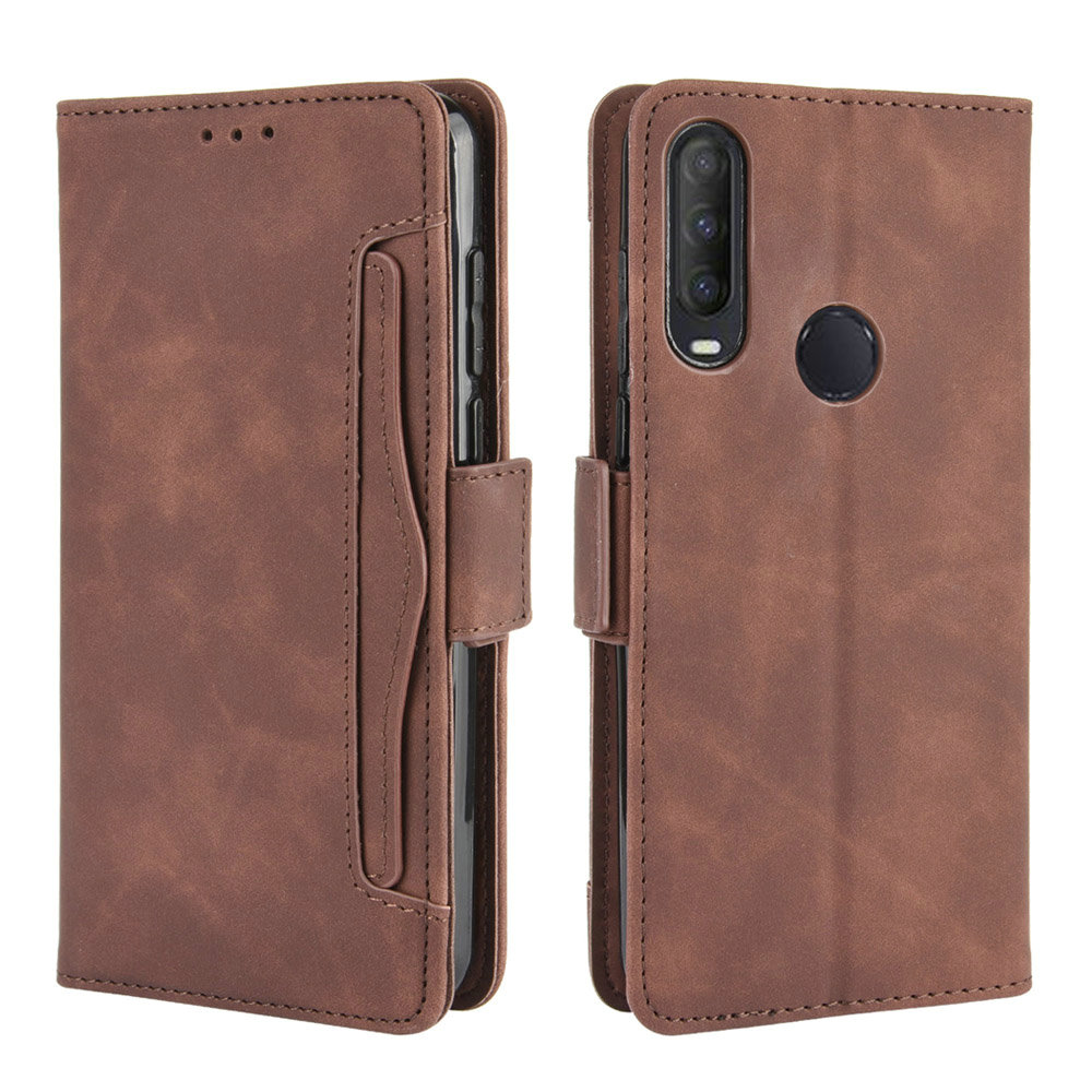 Card Slot Removable Wallet Shell for Alcatel 1V 2020 Flip Case Luxury Leather 360 Protection for Alcatel 1 V 2020 Case Alcate V1 image