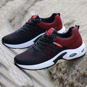 Image 1 - 2020 scarpe da corsa sportive da uomo sportive da esterno scarpe da ginnastica leggere nuovo elenco scarpe da ginnastica traspiranti scarpe da marsiglia 8801 39 44