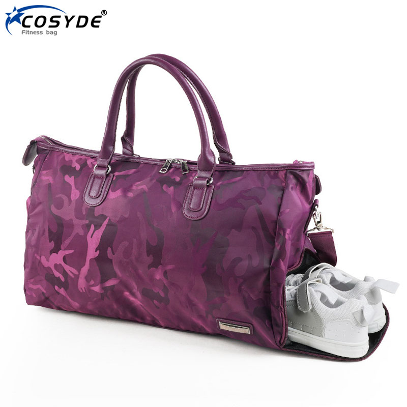Sport Bag Waterproof Men Gym Bag With Shoe Compartment New Luggage Travel Bags Male Outdoor Sac De Sport Femme Yoga Bag Women
