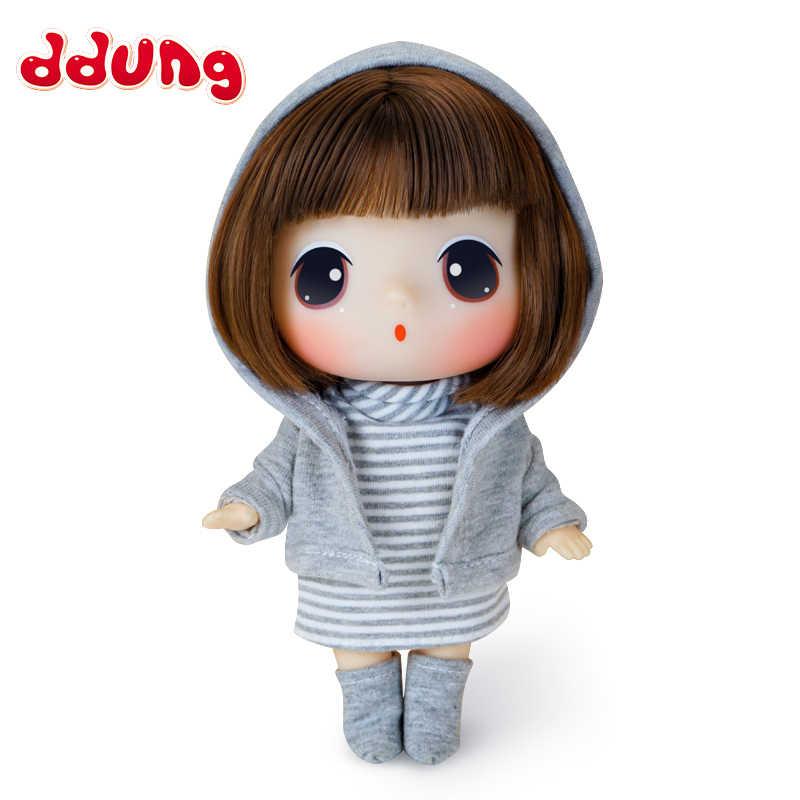 トゥン人形ベビードール女の子のおもちゃ 18 センチメートル/7IN ファッションスポーツウェアスポーツ教育変更誕生日クリスマスギフト