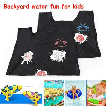 High Quality Water Guns Toy Activated Vests Color Changing For Kids Over 8 Years Old Toys Children