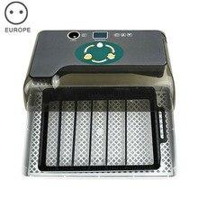 «Лучшее» инкубатор для яиц цифровой полностью автоматический 12 яиц птицы инкубатор для кур уток 889
