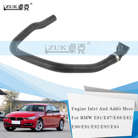 ZUK Auxiliary heating Hose Engine Inlet And Addit Water Pump Hose For BMW 3 SERIES 318 320 325 330 E90 E91 E92 For X1 1 SERIES