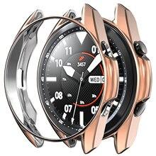 1 шт чехол для samsung galaxy watch active 3 Премиум мягкий