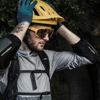 цена на Sport cycling glasses UV400 Outdoor running fishing goggles 2020 MTB bike sunglasses male bicycle eyewear oculos ciclismo case