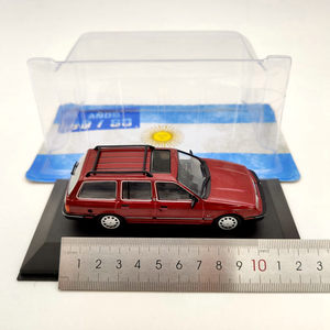 Image 5 - 1/43 IXO Ford Sierra Ghia Rural 1988 Red Diecast Toys Models Collection Car Gift