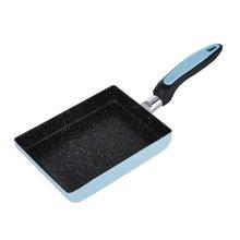 Garnek do naleśników kuchennych patelnia do omletów nieprzywierająca ogólna patelnia gazowa i indukcyjna patelnia nieprzywierająca tanie tanio CN (pochodzenie) Jajko i naleśnik pierścionki Omelet Pans Non-stick General Use for Gas and Induction Cooker