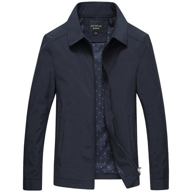 봄 가을 망 패션 대표팀 재킷 품질 단색 검정 남성 윈드 브레이커 고품질 브랜드 남성 의류 크기 M 3XL