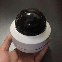 Domo de velocidad POE 5MP, cámara PTZ MINI HD 1080P H.265 4X Zoom motorizada lente 2MP Pan Tilt IR 30M P2P ONVIF CCTV cámara IP de seguridad