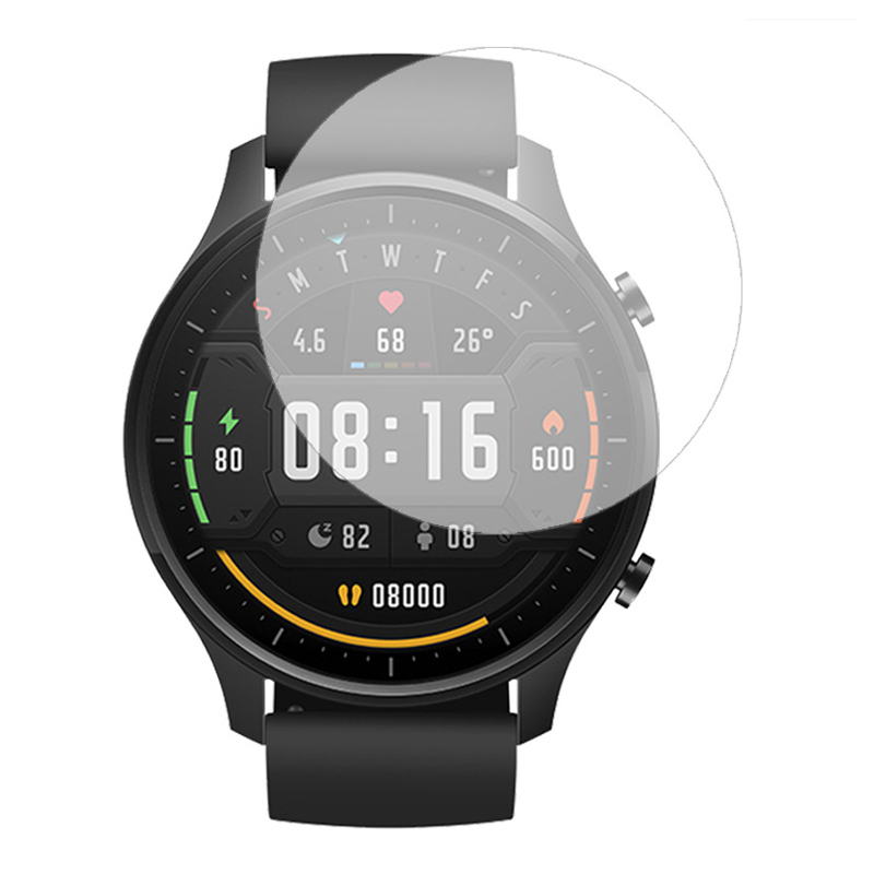 New For Xiaomi Watch Color Smart Watch Tempered Hydrogel Film Scratch-resistant Transparent Sreen Watch Film