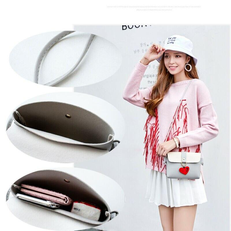 Новые сумки на плечо женские сумочки сумка-портфель Корейский стиль сумки для сотового телефона/по
