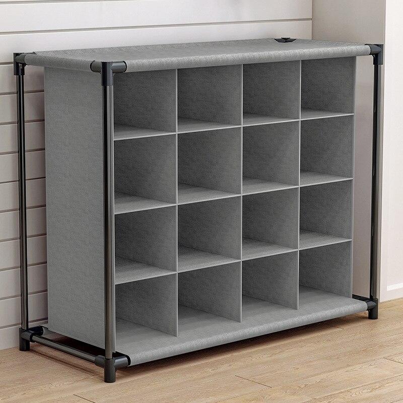 Image 2 - Shoe Rack Storage Cabinet Stand Shoe Organizer Shelf for Shoes Home Furniture Meuble Chaussure Zapatero Mueble Schoenenrek MebleShoe Cabinets   - AliExpress