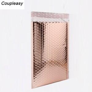 Image 4 - Saco de embalagem envelopes envelopes acolchoados, 30 peças 4 tamanhos, bolhas, sacos de plástico, embalagem postal, envelope