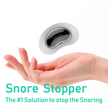 Snore stopper Anti Snore Prevents Smart Anti-Snoring Muscle Stimulator Comfortable Sleep Snoring Solution  prevent Sleep Apnea
