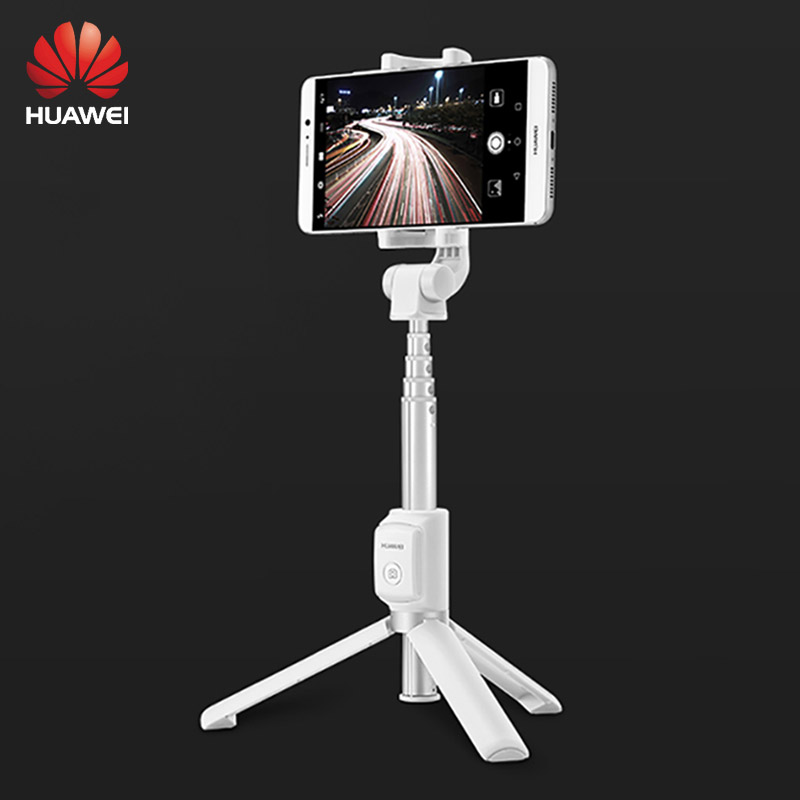 Original <font><b>Huawei</b></font> <font><b>Honor</b></font> <font><b>AF15</b></font> <font><b>Bluetooth</b></font> Selfie Stick Tripod Portable Wireless Control Monopod Handheld for IOS Android Xiaomi Phone image