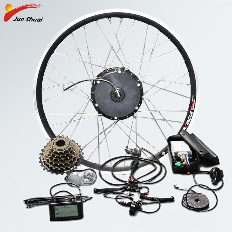 Электрический велосипед конверсионный Комплект 36 В 350 Вт без батареи Ebike комплект концентратор велосипед с электродвигателем комплект Элек