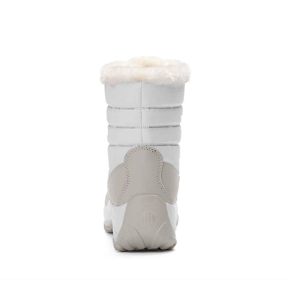 Doratasia Çizmeler Kadın Ayakkabı Kaymaz Su Geçirmez Rus Kış Kar Botları Kadın Kış Ayakkabı sıcak Peluş Botas Mujer