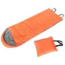 Многофункциональный Спальный мешок для кемпинга со спинкой и