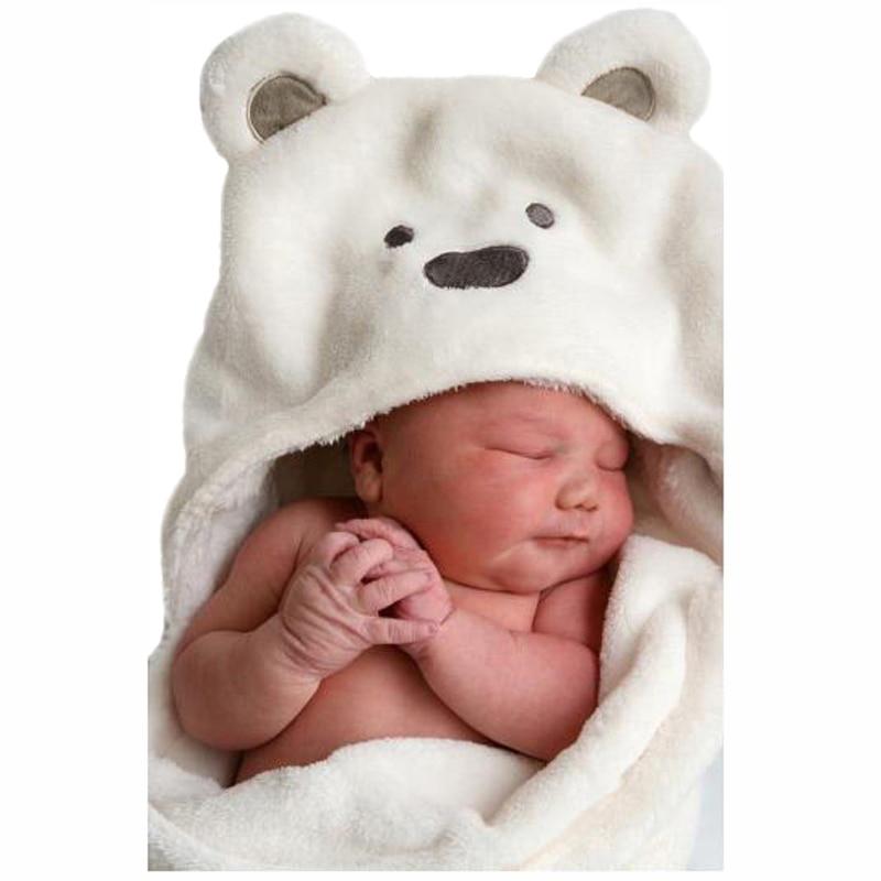 ôUltimate DealBaby Bathrobe Blanket Hooded Children Towel Animal Toddler Kids Cartoon Cute