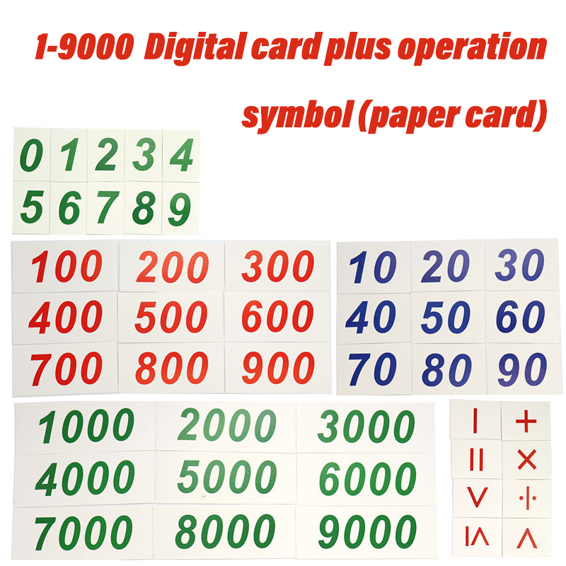 montessori criancas brinquedo bebe base decimal banco 04