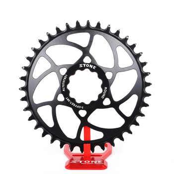 Stone MTB Bike Circle Chainring 5mm Offset for Rex1 Rex2 30mm Axle Direct Mount Narrow wide Teeth Bicycle Chainwheel Parts - DISCOUNT ITEM  6% OFF Sports & Entertainment
