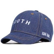 Childrens Loving Hat, Spring and Summer Cowboy Baby Cartoon Alphabet Sunscreen Baseball Cap