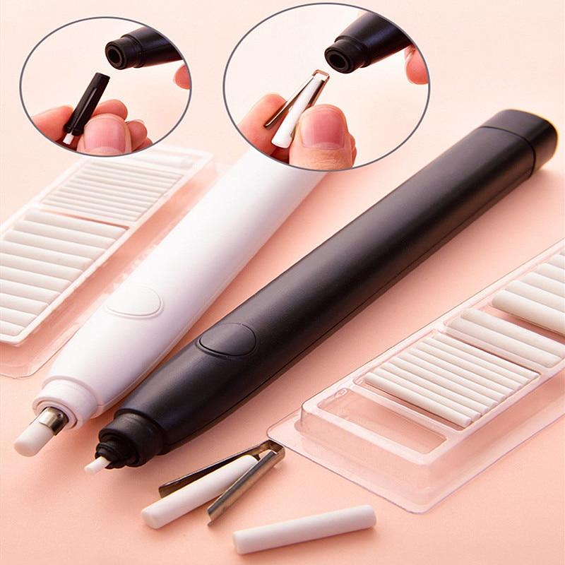 Office Eraser Refills Electric Eraser Artists School Drafting Rubber Eraser HO