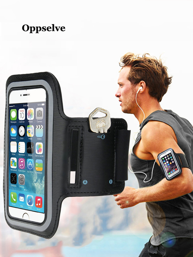 Mobile-Phone-Bag-Case Cases Armband Bracelet-Holder Huawei Pocophone-F1 Xiaomi Running