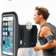 Мобильный телефон сумка чехол для бега браслет держатель для Xiaomi Pocophone F1 Mi iPhone 12 11 Huawei P30 P20 Samsung повязки чехлы