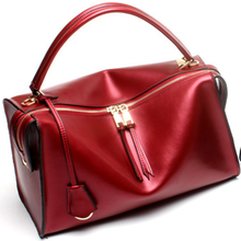 New fashion Solid color single shoulder portable women's bag large capacity purses and ladies hand bags PU China Free shipping new fashion pu leather ladies slipper shoes and bag set africa pumps shoes and bags set party free shipping black color mm101