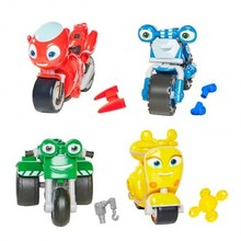 RICKY ZOOM characters BASIC *-
