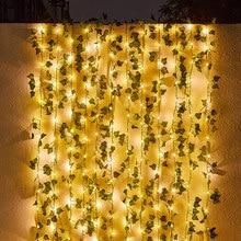 Solar String Light Outdoor Lights Garland Fairy Garden Light Festoon LED Light Courtyard Wedding Decoration Christmas Holiday