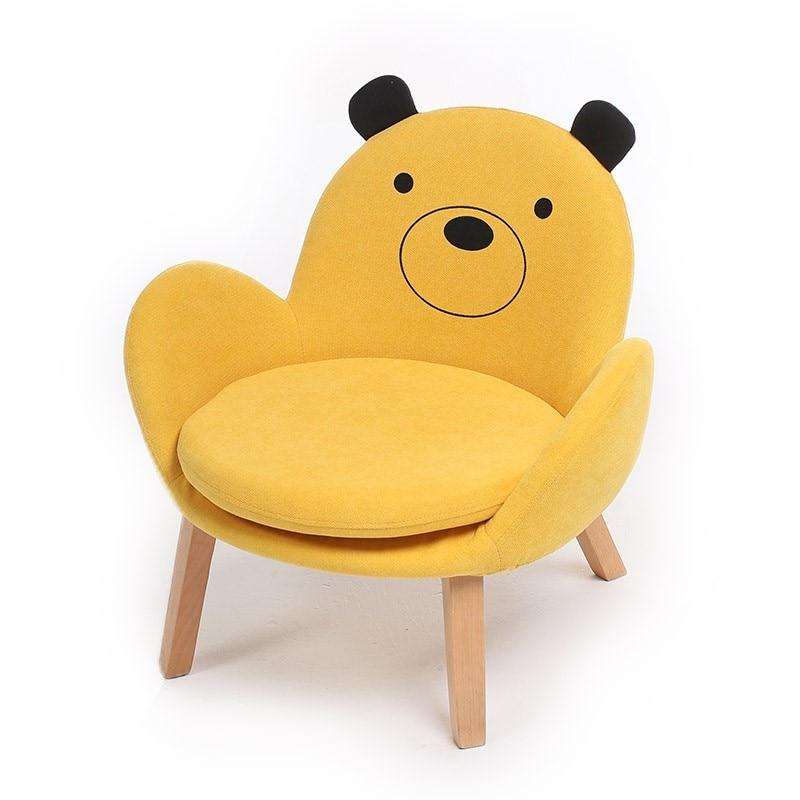 Child Sofa Seat Cartoon Girl Boy Cute Kindergarten Princess Home Reading Corner Baby Lazy Small Sofa