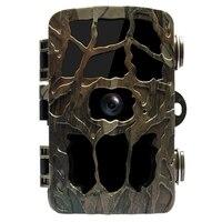 MOOL H982 Trail Camera 20MP 4K 1080P IR Night Vision Camera Caça Monitoramento para a Vida Selvagem