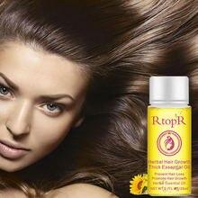 Rtopr травяной эфирное масло для роста волос питает корни восстанавливает