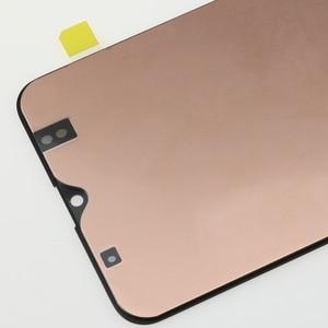 "Image 5 - Original 6.4 ""AMOLED สำหรับ Samsung Galaxy A30s A307F A307 A307FN หน้าจอ LCD เปลี่ยน Digitizer ASSEMBLY + แพคเกจบริการ"