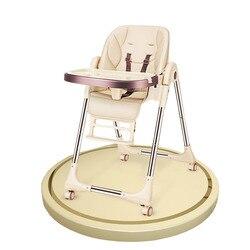 Chaise bébé pliante chaise bébé table à manger et chaises Portable européen bébé dinant la chaise livraison gratuite