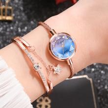Lvpai Marke Frauen Uhr Armband Gold Casual Kleine Uhr Goldene Geometrische Glas Oberfläche Bunte Armbanduhr Damen Quarz Uhr
