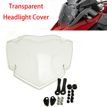 Motorcycle Headlight Guard Protector Cover Protection Headlamp Guard For BMW R 1200 GS / R1200GS LC/ R1200GS ADVENTURE/ADV mtkracing for bmw r1200gs r 1200 gs adventure adv 2004 2012 motorcycle modification headlight grille guard cover protector